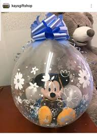 Mickey Mouse Stuffed Balloon Gift Mickey Mouse Stuffed Balloon Gift