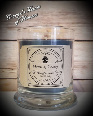 Midnight Garden Candle in Sulphur, LA | George's House of Flowers LLC