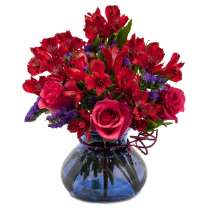 Midnight Magic Arrangement in Vinton, VA   CREATIVE OCCASIONS EVENTS, FLOWERS & GIFTS