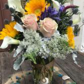 Midsummer's Night vase