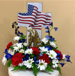Military Honors  in Springfield, IL | FLOWERS BY MARY LOU