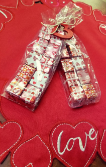 Milk Chocolate Presents add on gifts