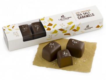 Milk Sea Salt Caramels Chocolate