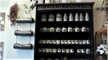 Milkhouse Candles Variety of Candles