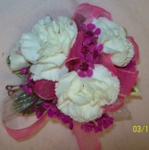 Mini Carn Magic Prom Corsage