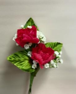Mini Carnation Boutonniere