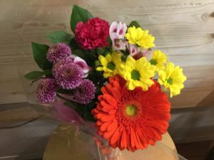 Mini Flower Bouquet  in Osoyoos, BC   POLKA DOT DOOR