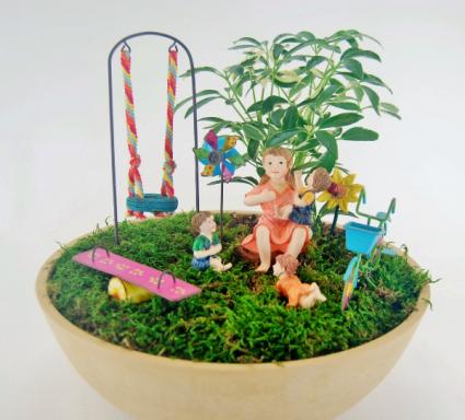 Mini Garden Container Garden in Mankato, MN - DRUMMERS GARDEN CENTER ...