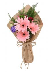 Mini. Gerbera Daisy Cut Bouquet