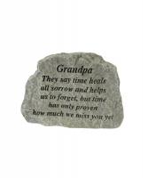 MINI GRANDPA MEMORIAL STONE
