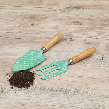 Mini green gardening tools  Gift
