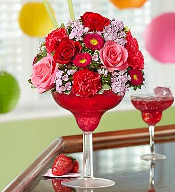 142474L Mini Margarita Bouquet