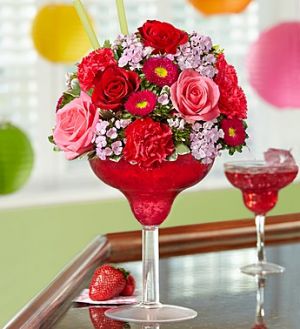 Mini Margarita Bouquet®  in Valley City, OH | HILL HAVEN FLORIST & GREENHOUSE