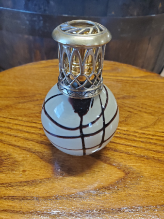 Mini Mocha Drizzle Effusion Oil Lamp Effusion Oil Lamp