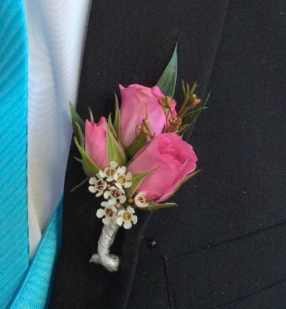 Mini Rose (Medium Pink)