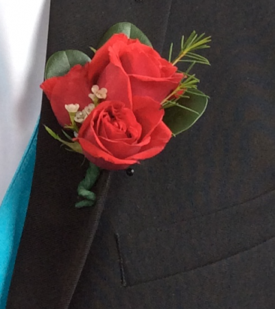 Mini Rose (Red)