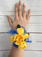 Mini Rose (Yellow)