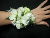 Mini Roses & Dendrobium Orchids  Corsage