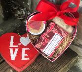Mini Spa Valentine's Gift Set