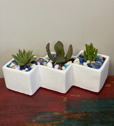 Mini Succulent Planter