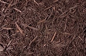 Mink Mulch ( Chocolate Mulch :) ) Priced at a yard.  Choose to pick up in store.