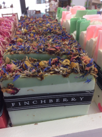 Mint Condition Finchberry Soap
