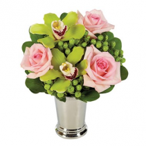 Mint Julep Surprise Arrangement