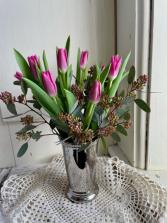 Mint Julep Tulips