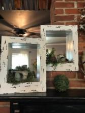 Mirror Shadowbox Gift