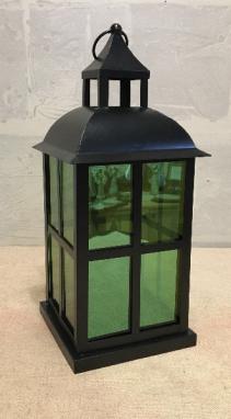Mirrored Lantern