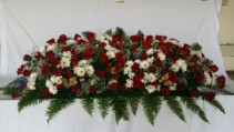 Missing Her Casket Arrangement