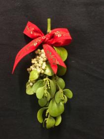 Mistletoe - A little sprig goes a long way! Arrangement