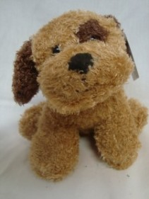 """Add dog to flower arrangements or cookies,etc. 7"""" tall"""