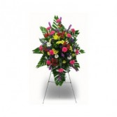 Mix Color Fresh Flower Standing Spray