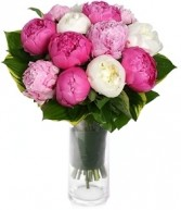 MIX PEONIES BOUQUET BOUQUET