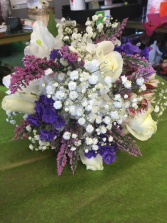 MIX WEDDING BOUQUET STARTS AT 50.00