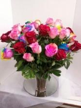 Mixed 3 Dozen Roses Roses
