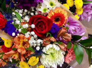 Mixed Bouquet Cut Flower Bouquet in Troy, MI | DELLA'S MAPLE LANE FLORIST