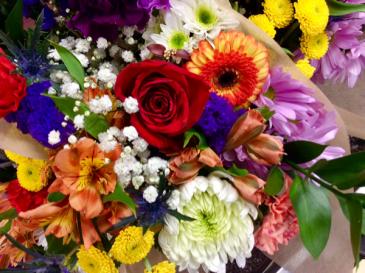 Mixed Bouquet Cut Flower Bouquet
