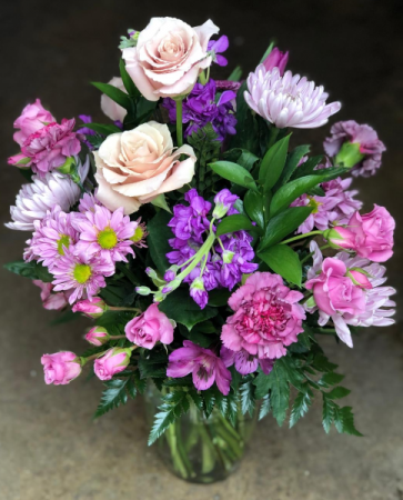 Mixed Bouquet- each one made in different colors