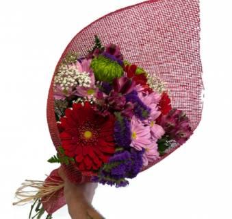 Mixed Bouquet  Fresh Cut - No Vase