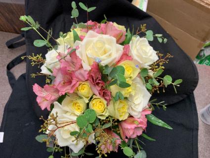 Mixed Bouquet handheld