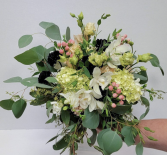 Mixed elegant bridal bouquet  Bridal Bouquet