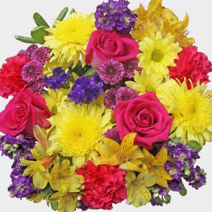 Mixed Flower Bouquet Bouquet