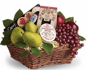Mixed fruit basket  Gift basket