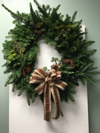 Mixed Noble Wreath Wreath