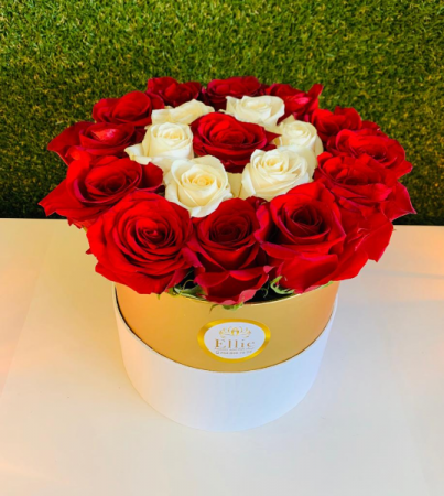 Mixed Roses of Love