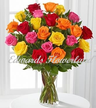 Mixed Roses Roses