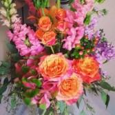 Mixed Spring Vase
