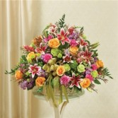 Mixed Sympathy Arrangement in Basket